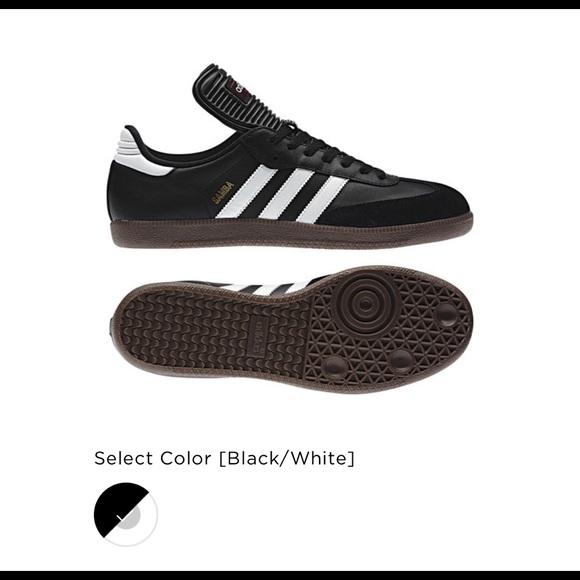 391dab899 adidas Shoes | Nwot Mens Samba Classic Soccer Shoe | Poshmark